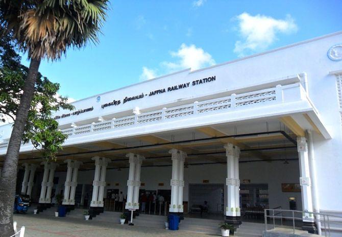 Newly built Jaffna railway station_opt