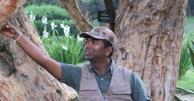 Ishanda expert adviser on birds