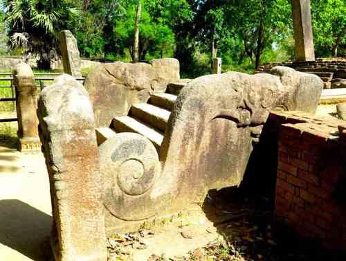 3.step into a more spiritual world via the hughly stylise elephant steps